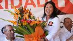 Keiko Fujimori propuso que Ejército cuide exteriores de penales y que la Marina resguarde el puerto del Callao [Fotos y videos] - Noticias de interior octavio salazar