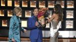 People's Choice Awards: Jane Lynch parodió error de Steve Harvey en Miss Universo 2015 [Videos] - Noticias de people's choice awards