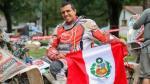 Dakar 2016: El peruano Alexis Hernández ganó quinta etapa y es líder en la clasificación general - Noticias de rafal sonik