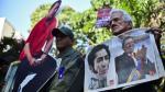 Venezuela: Alcalde de Caracas ordenó colocar imágenes de Chávez y Bolívar en todas las calles - Noticias de simon rodriguez