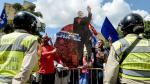Venezuela: Simpatizantes chavistas protestaron en las afueras del Tribunal Supremo de Justicia [Fotos] - Noticias de acción de inconstitucionalidad