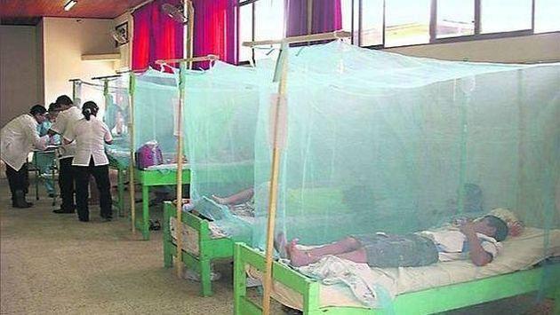 Afectados. Pacientes vienen siendo tratados en Quillabamba. (USI/Referencial)