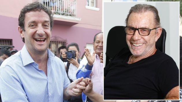 Rengo Reggiardo anunció alianza con el Movimiento Obras de Ricardo Belmont. (USI)