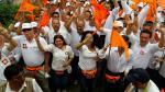 Keiko Fujimori inscribió su candidatura presidencial ante el JNE [Fotos] - Noticias de octavio salazar miranda