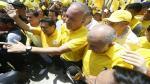 Nano Guerra García prometió luchar contra la corrupción y el desempleo [Fotos] - Noticias de lurigancho carlos burgos