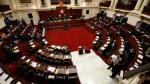 AFP: Piden Pleno extraordinario para debatir ley que permite retirar 95.5% de los aportes al cumplir 65 años - Noticias de esther capunay