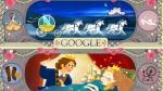 Google rinde homenaje a Charles Perrault, autor de 'La Cenicienta', 'La Bella Durmiente' y 'El Gato con Botas' - Noticias de papa noel