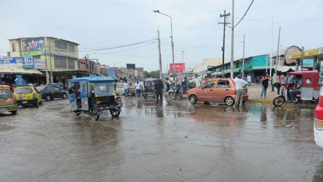 Responsable regional de Senamhi informó sobre presencia continua de lluvias en la región