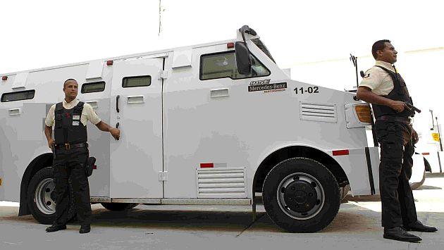 Cajamarca: Delincuentes robaron S/300 mil de camión de caudales que transportaba dinero de programas sociales. (USI / Referencial)