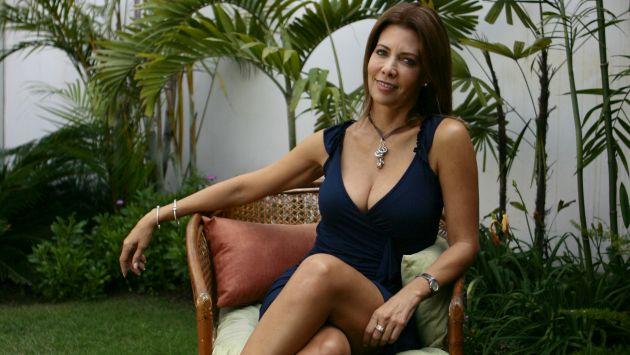 Maritere Braschi aconseja a Milett Figueroa y Yahaira Plasencia que no presten su imagen a partidos políticos. (Perú21)