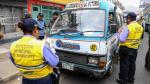 Municipalidad de Lima retiró más de cinco mil combis, buses y cústers - Noticias de ciudad alameda