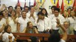 Rennán Espinoza, Silvia Barrera y Carmen Omonte encabezan lista congresal de Perú Posible - Noticias de zoila cotrina