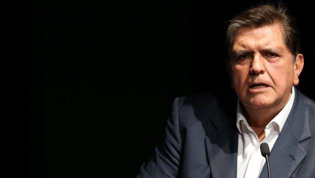 """Alan García: """"Humala es sinvergüenza por decir que gobiernos no hicieron obras"""""""
