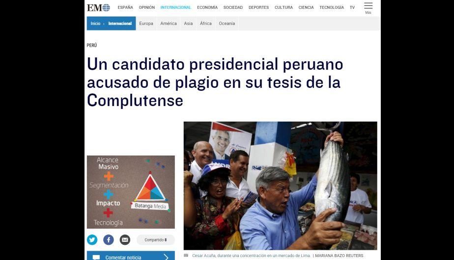 plagio como cancha ( videojuego de candidatopresidencial)