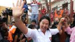 Keiko Fujimori evaluará firmar un compromiso de que no indultará a su padre - Noticias de maria lopez cordova