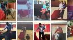 Toreros apoyan a Francisco Rivera publicando fotos toreando con sus hijos - Noticias de alfonso rivera