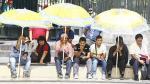 Sensación de calor alcanzó este martes los 33 grados en Lima este y Cercado - Noticias de nelson quispe