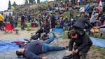 Roma: Miles protestaron contra la Unión Civil [Fotos] - Noticias de matteo renzi