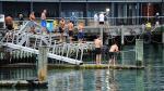¿Cómo evitar los calambres al momento de nadar? (Getty Images)