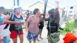 Manchay: Matones del Callao están detrás de protestas, según la Policía [Fotos] - Noticias de policía nacional del perú