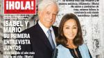 """Mario Vargas Llosa: """"Este ha sido el año más feliz de mi vida"""" - Noticias de patricia llosa"""