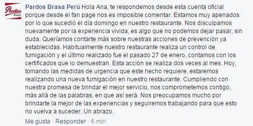 Pardos Chicken Cerrar 225 Su Local De Pueblo Libre Por