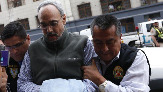 Autoridades peruanas ya recibieron de EEUU pedido de extradición de Manuel Burga. (Perú21)