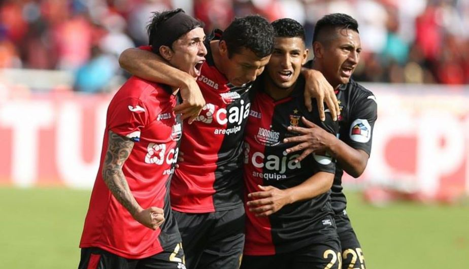 Torneo Apertura: Melgar empezó con triunfo y venció 3 -1 a UTC ...