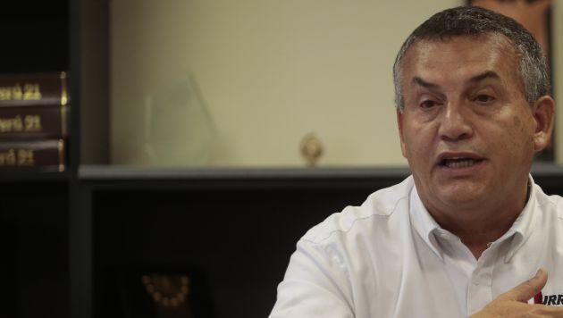 "Daniel Urresti: ""Es mejor que Nadine Heredia no participe en nada"" [Fotos]"