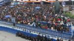 China: 50.000 pasajeros furiosos por cancelación de trenes en una ciudad (AP)