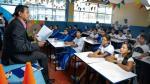 Se debe tener en cuenta todo lo que se pide en los colegios. (USI)