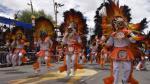 Bolivia: Así se dio inicio al carnaval de Oruro, la mayor fiesta de Bolivia. (AFP)