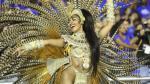 Carnaval de Río: Escuelas de baile le rinden homenaje a los indígenas del bosque tropical [Fotos y video] - Noticias de las mujeres de negro