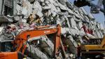 Taiwán: Al menos 29 muertos y 500 heridos dejó sismo de 6.4 grados [Fotos y video] - Noticias de mujer golpeada