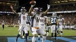 Broncos de Denver derrotan a los Carolina Panthers y ganan el Super Bowl 50 de la NFL. (AP)