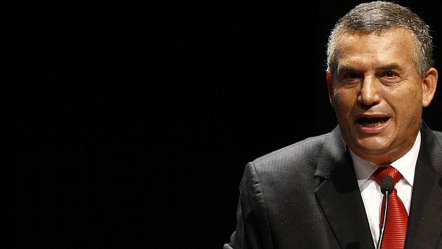"""Daniel Urresti: """"Corregiré los errores que se cometieron en este gobierno"""""""