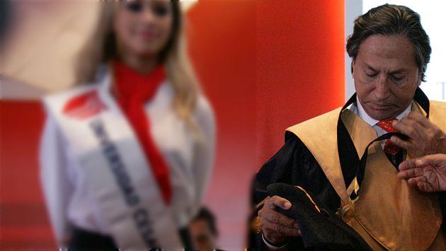 Toledo anunció que devolverá Honoris Causa de la Universidad César Vallejo