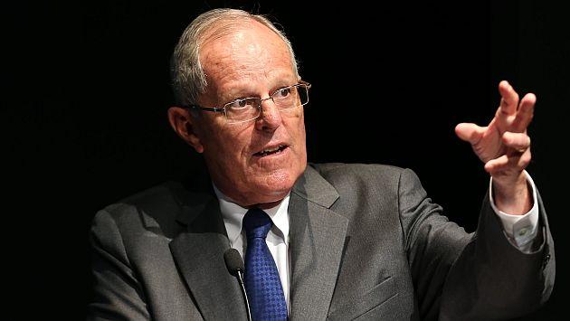 El nuevo presidente electo PPK se pronunció y hablo respecto al programa de Beca 18