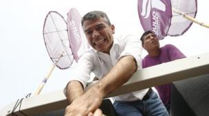 Julio Guzmán: El miércoles se resolverá situación de Todos por el Perú ante JNE