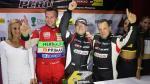 Las 6 horas Perú: Nicolás Fuchs, Enrique Arriola y Ricardo Dasso ganaron la competencia . (Nitro)