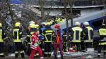 Alemania: Al menos 9 muertos y más de 100 heridos por choque frontal de dos trenes [Fotos] - Noticias de rainer hess