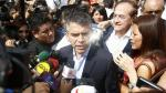 """Julio Guzmán tras primer simulacro de votación: """"Crecemos porque hacemos campaña en las calles"""" [Fotos y video] - Noticias de dinosaurio"""