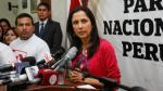 Elecciones 2016: Según encuesta, Nadine Heredia solo es avalada por 12% de peruanos.