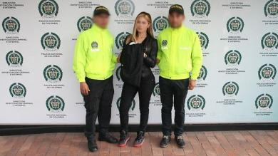 Colombia: Capturan a modelo que secuestró y golpeó a colega por filtrar sus fotos sin editar
