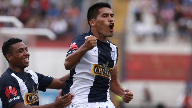 Alianza Lima se enfrenta este domingo a Unión Comercio en Moyobamba. (Perú21)