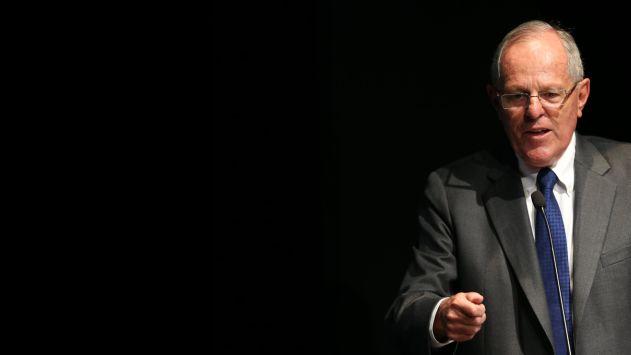"""Pedro Pablo Kuczynski: """"Tengo experiencia y eso es lo que necesitamos"""""""