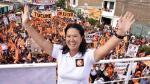 ONPE podría multar hasta con 50 veces el monto omitido por partido de Keiko Fujimori. (USI)