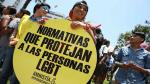 San Valentín: Homosexuales celebraron bodas simbólicas en favor de la Unión Civil [Fotos y video] - Noticias de boda homosexual