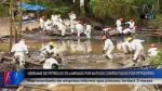 Petroperú contrata a nativos para limpiar derrame de petróleo en la Amazonía [Video] - Noticias de río marañón