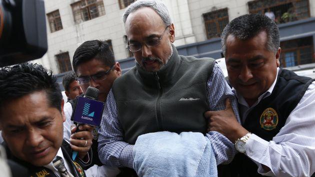 La defensa de Manuel Burga presentó apelación contra pedido de extradición de EEUU de exdirigente. (USI)